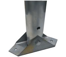 Мачта алюминиевая Signal МТ-3 Al 50-2,2