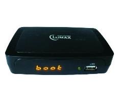 Ресивер цифрового ТВ Lumax DVBT2-555 HD