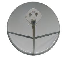 3G Антенна 2x26 dB с облучателем Антекс UMO-2 MIMO N