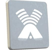 4G Антенна 2х8,5 dB. Антекс АХ-408Р MIMO 4G 450