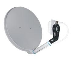 4G Антенна 23 dB с облучателем Антекс АХ-2600F 4G2600