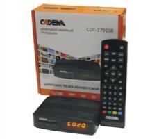 Ресивер цифрового ТВ Cadena CDT 1791