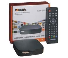 Ресивер цифрового ТВ Cadena 1793