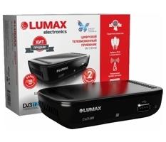 Ресивер цифрового ТВ Lumax DV-1101 HD
