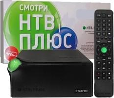 Комплект ресивер NTV Plus EKT DSD4514R с картой доступа