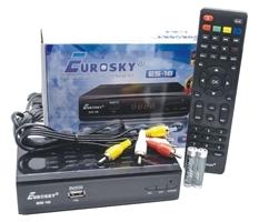 Ресивер цифрового ТВ Eurosky ES-18 HD