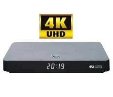 Комплект IP ресивер GS B528 HD и картой доступа