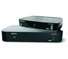Комплект на 2 ТВ. IP ресиверы GS B520HD и GS C593HD 4K
