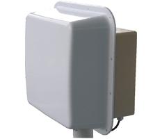 Антенна Крокс КАА15-750/2700 Box. Усиление 2х15 дБ