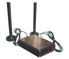 3G/4G Ready комплект Крокс AP-C223WA. Два выхода Wi-Fi 2x28 dBi