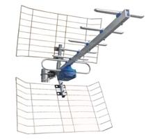 Антенна дециметровая Мир 12А 21-60 с усилителем