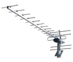 """Антенна цифрового телевидения Мир 19 """"Т"""" 21-60 DVB-T2"""