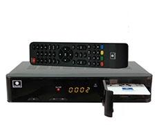 Комплект ресивер NTV Plus 1HD VA PVR с картой доступа