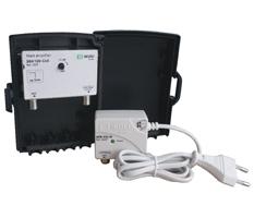Антенна цифрового ТВ FlasHD с усилителем Ikusi
