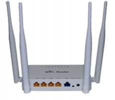 3G/4G Ready роутер SM-Link 1626. Четыре выхода Wi-Fi 4x20 dBi