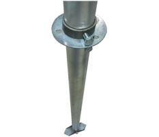 Мачта алюминиевая Signal МТ-9 Al 50-2,2