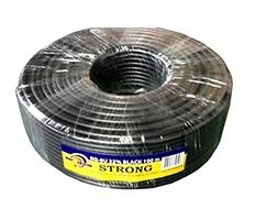 Кабель телевизионный Strong RG-6U 32% чёрный