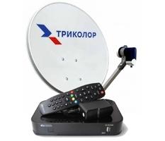 Комплект ресивер GS B521HD с антенной и с картой доступа