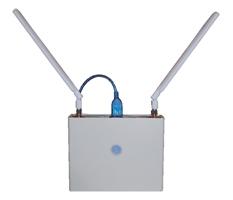 2G/3G/4G Роутер ZTE MF79RU Box. Антенные входы SMA