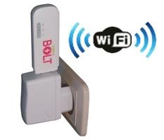3G/4G Роутер Wi-Fi Huawei E8372. Два антенных входа MIMO