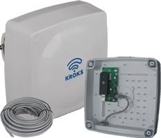 Комплект №8 с усилением 2х15 дБ. Диапазоны 4G1800/2600 3G2100