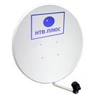 Антенна 60 см с логотипом. Супрал СТВ-0,6ДФ-1.1 0,55 St АУМ